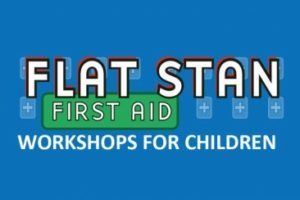 Flat Stan - First Aid for Children